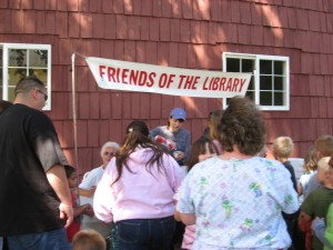 Friends Summer Reading Ice Cream Social 2007!